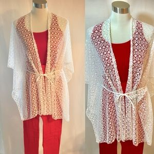 Butterfly Vest Cover Up
